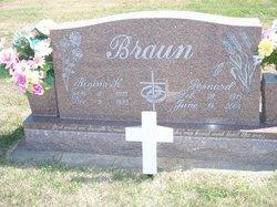 Regina Katherine <I>Dreiling</I> Braun