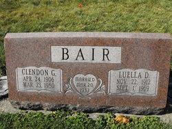 Clendon George Bair
