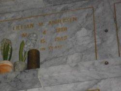 Lillian May Andersen