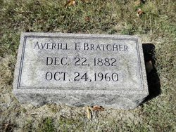 Averill F Bratcher