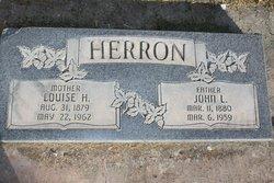 John Lewis Herron
