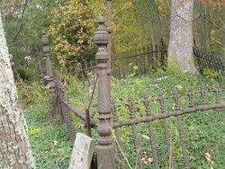 Van Duzer burial ground
