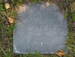Mary Josephine <I>Wilson</I> Van Houten