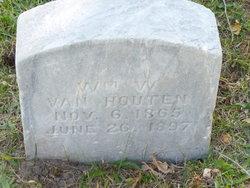 William W Van Houten