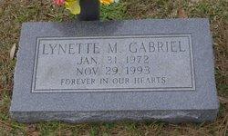 Lynette Marie Gabriel