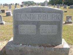 Martha J. <I>Deese</I> Funderburk