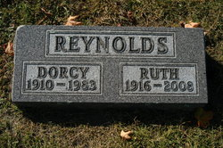 Ruth M <I>Bolan</I> Reynolds
