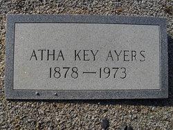Atha <I>Key</I> Ayers