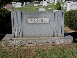 Alice R <I>Rockwell</I> Akers
