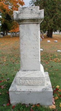 Edward E Hayes