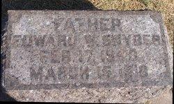 Edward W. Snyder