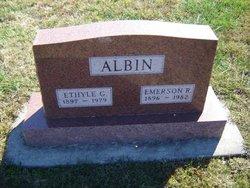 Emerson Reed Albin