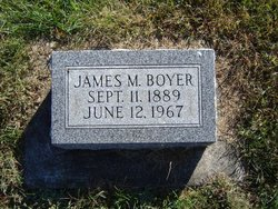 James M Boyer