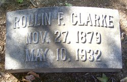 Rollin F. Clarke