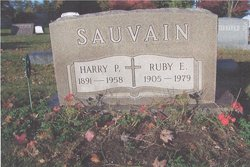 Ruby E. <I>Crilow</I> Sauvain