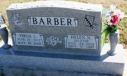 Virgil Lester Barber