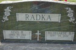 Alvis Herbert Radka