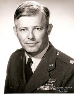LTC Fred J Eisert II