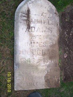 Fanny <I>Adams</I> Douglas