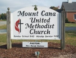 Mount Cana United Methodist Church Cemetery