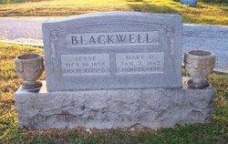 Mary Delilah <I>Mercer</I> Blackwell