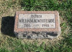 William Modrel Whiteside