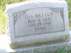 Nancy Ida <I>Tullous</I> Batten