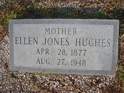 Ellen <I>Jones</I> Hughes