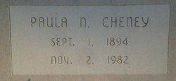 Paula N. Cheney