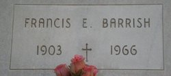 Francis E. Barrish