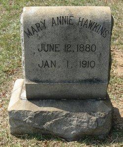 Mary Annie Hawkins