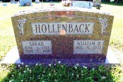 """William Hiram """"Pat"""" Hollenback"""