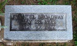 Emanuel Broadway