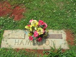 Thomas Heflin Hamilton