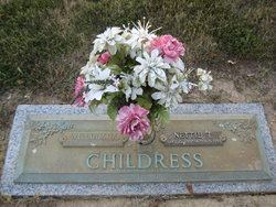 Nettie Tennessee <I>Jones</I> Childress