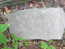 Mildred Verna <I>Dodd</I> Carey