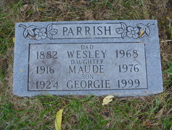 Wesley Parrish