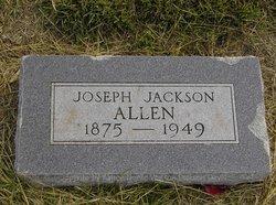 Joseph Jackson Allen