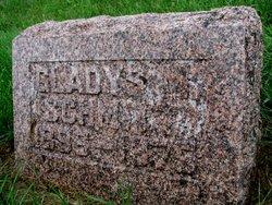 Gladys M. <I>Hinkle</I> Schmitt