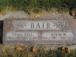 Ethel <I>Bell</I> Bair