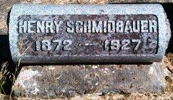 Henry Schmidbauer