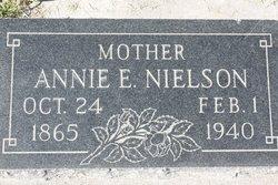 Annie <I>Erickson</I> Nielson
