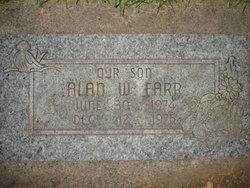 Alan W Farr