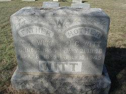 Nancy Clementine <I>Goode</I> Witt