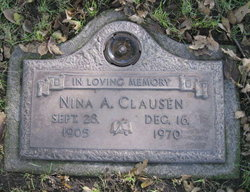 Nina A. Clausen