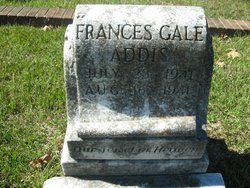 Frances Gale Addis