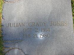 Julian Grady Jones