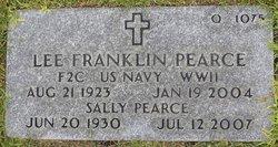 Lee Franklin Pearce