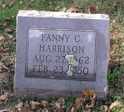 Fanny C Harrison