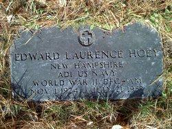 Edward Laurence Hoey